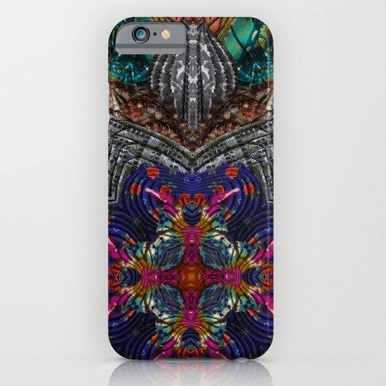 Psychedelic Botanical 16 iPhone & iPod Case