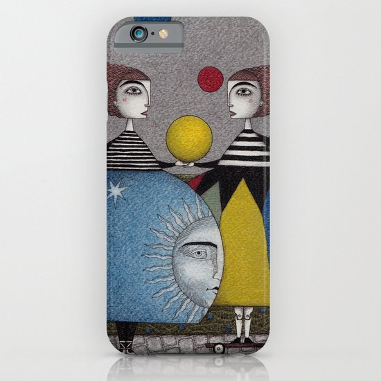 Ball Game iPhone & iPod Case