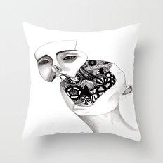 Robot Throw Pillow