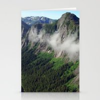 Misty Fjords Stationery Cards