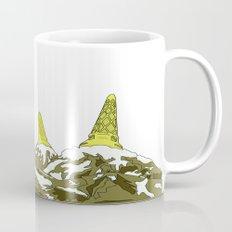 Mountain Top Ice Cream Mug
