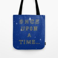 Fairy Tale Beginnings Tote Bag