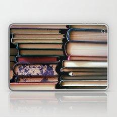 vintage pages Laptop & iPad Skin