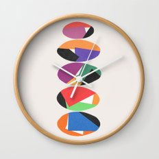 balance 1 Wall Clock