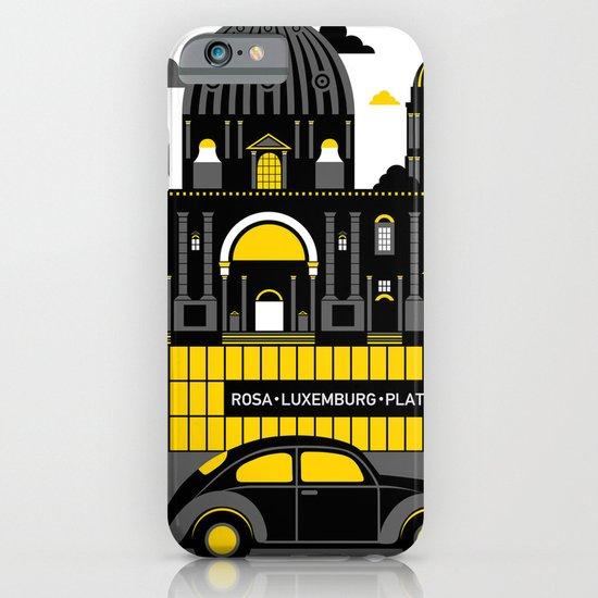 Berlin iPhone & iPod Case