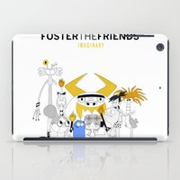 Foster The Friends iPad Case
