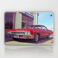 Impala red Laptop & iPad Skin