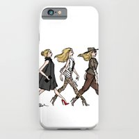 Fashion Girls iPhone 6 Slim Case