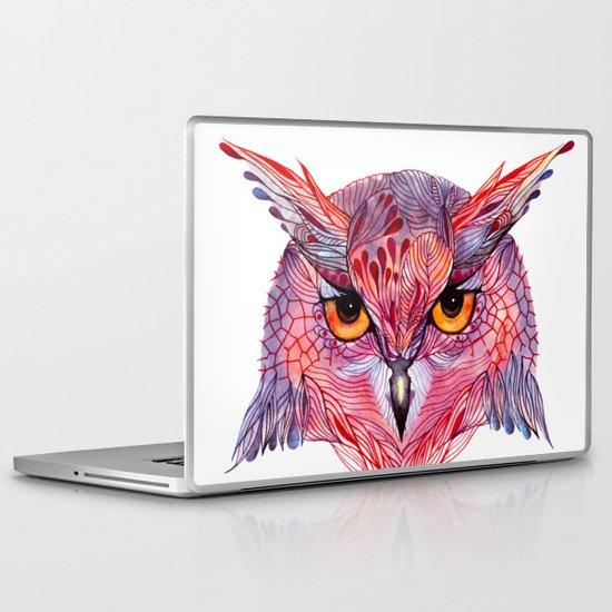 Owla owl Laptop & iPad Skin