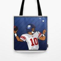 Eli - The SuperBowl MVP Tote Bag