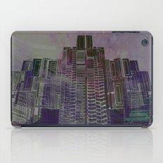 Urban Bubble into Space / 25-08-16 iPad Case
