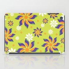 Flowerswirl iPad Case