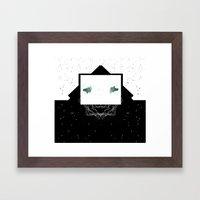 Criminal Framed Art Print