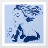 Angelique Babineaux Art Print