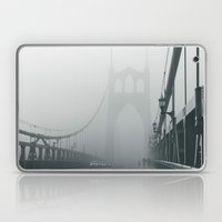 Grey St. Johns Laptop & iPad Skin