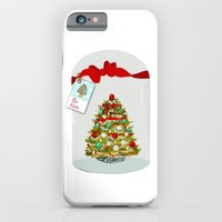 I'll Be Home For Christm… iPhone 6 Slim Case