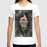 animal skull T-shirts featuring ANIMAL SKULL by sametsevincer