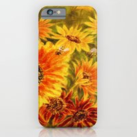 SUNFLOWERS iPhone 6 Slim Case
