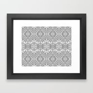 Color Me 02 Framed Art Print