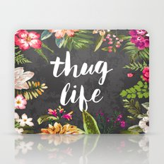 Thug Life Laptop & iPad Skin