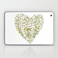 Nature Heart Laptop & iPad Skin