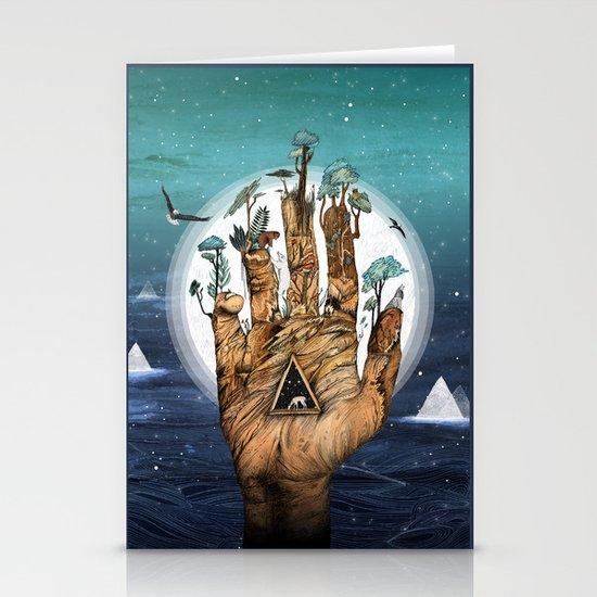Stargate Stationery Card