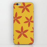 Silene Regia iPhone & iPod Skin