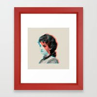 Splitsecondfeeling Framed Art Print