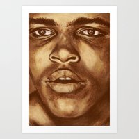 ALI Art Print