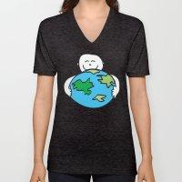 Love the Earth Unisex V-Neck