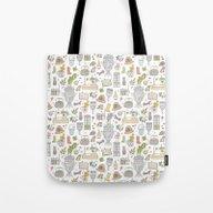 My Dacha Tote Bag