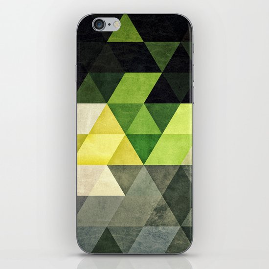 Tygg iPhone & iPod Skin