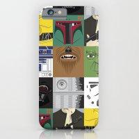 iPhone & iPod Case featuring Starwars combo by Alex Patterson AKA frigopie76