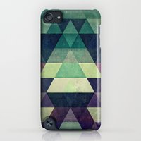 iPod Touch Cases featuring dysty_symmytry by Spires