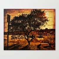 By the Sea, Mr Todd Canvas Print
