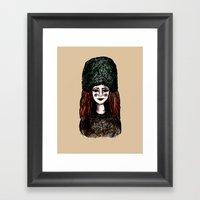 Ashlee Framed Art Print