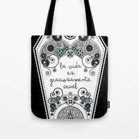 The Life Tote Bag