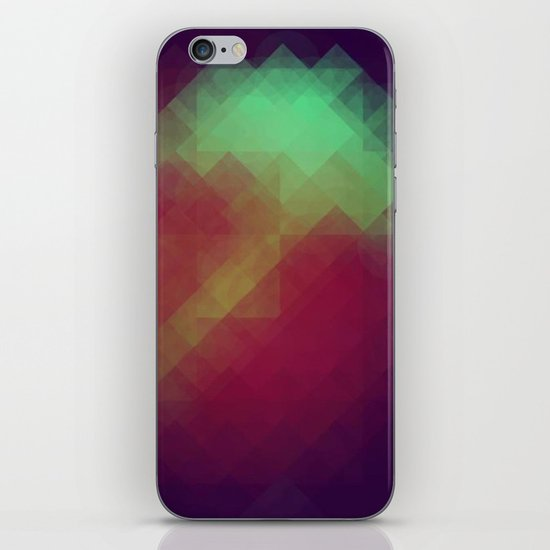 Jelly Pixel iPhone & iPod Skin