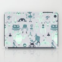 Monsters! iPad Case