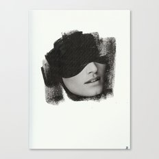 shit Canvas Print