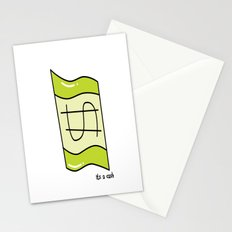 Cash Stationery Cards