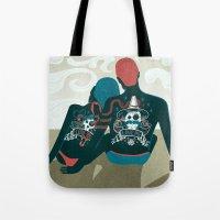 Love You / Love Me - Us … Tote Bag