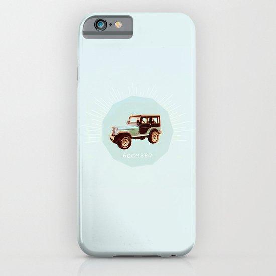 teen wolf art: stiles' jeep iPhone & iPod Case