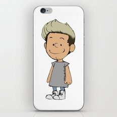 Schulz Niall iPhone & iPod Skin