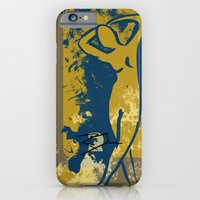 Foot Strokes iPhone 6 Slim Case