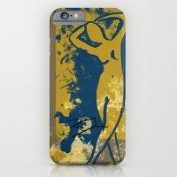 Foot Strokes iPhone 6 Slim Case