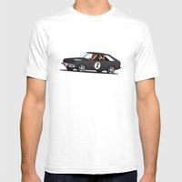 Index Of Effulency  Mens Fitted Tee White SMALL