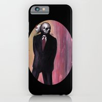 iPhone & iPod Case featuring Chicken Hearted by Zombie Rust
