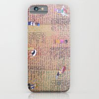 iPhone & iPod Case featuring I Am by Reid