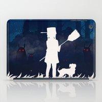 Brave Warriors iPad Case